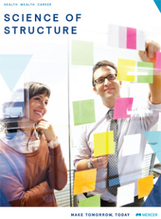 Job Evaluation and the Science of Structure