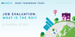 Job Evaluation Survey Infographic