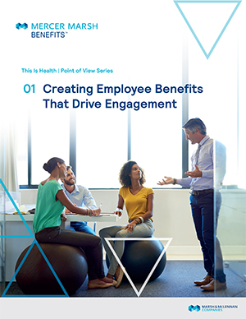 Creating Employee Benefits Tha