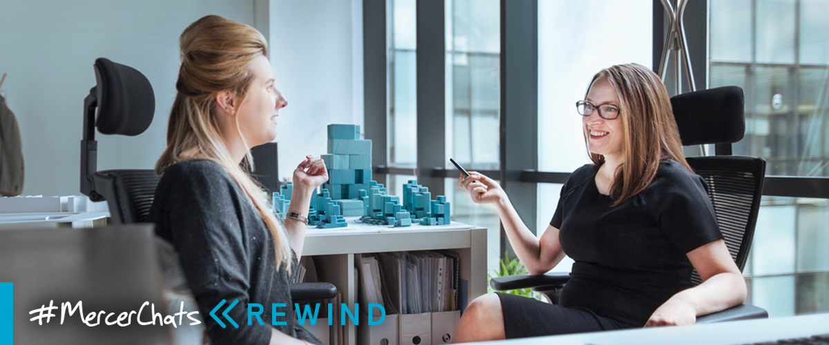 #MercerChats Rewind: Redesigning the Work Experience in the Future of Work
